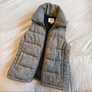 Puffy vest in perfect condition!